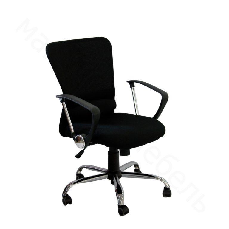фото кресло оператора сетка эргономичное ML-2020