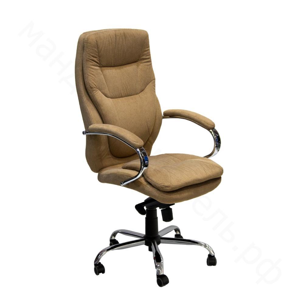 Купить кресло для руководителя вельвет HD-2134B(H) в Красноярске