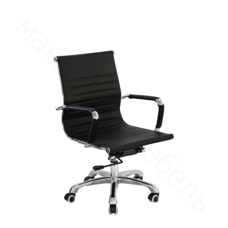 фото кресло сотрудника эргономичное HD-636B