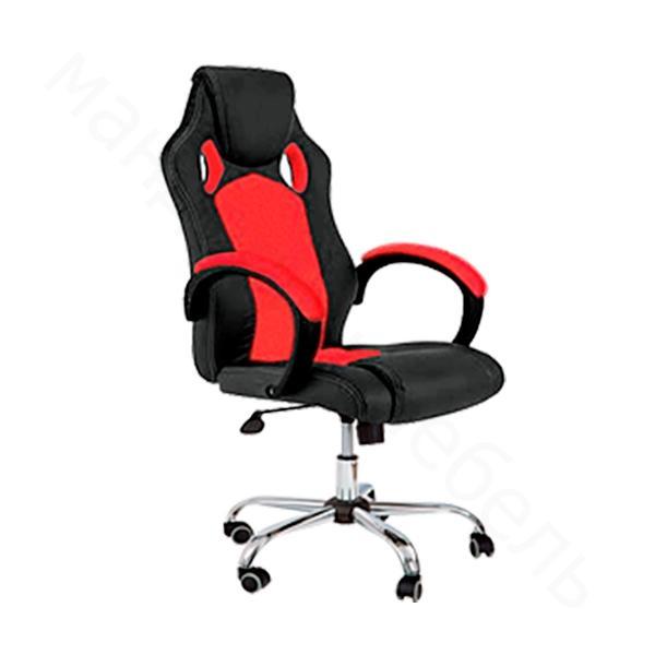 фото кресло для геймеров офисное эко-кожа A-138