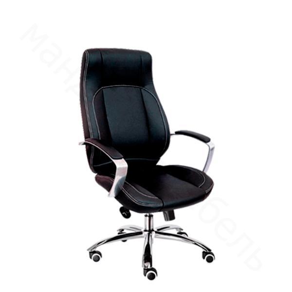 фото кресло руководителя эко-кожа офисное HD-2057BH