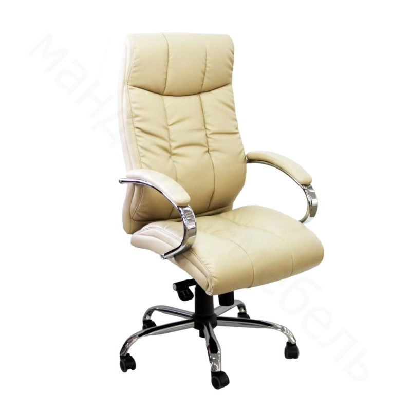 фото кресло руководителя эко-кожа офисное