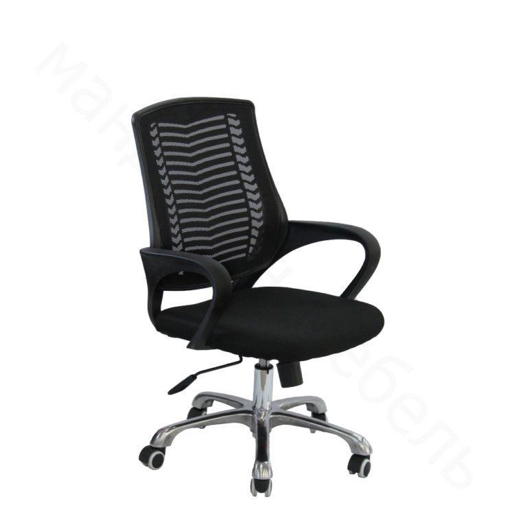 фото кресло для персонала сетка офисное