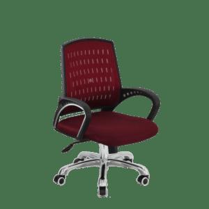 Офисное компьютерное кресло M878 5