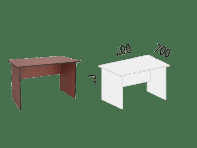 Купить Рабочий стол Рубин 41 в Красноярске