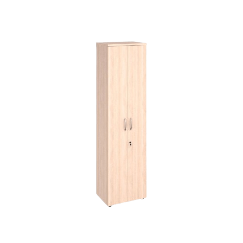 Купить Узкий шкаф с замком Альфа в Красноярске