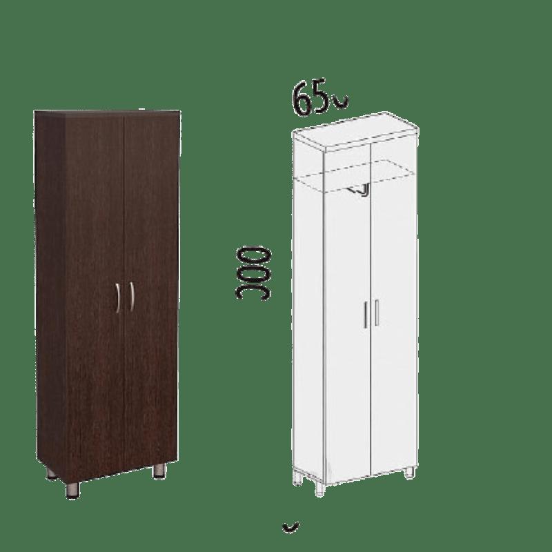 Купить Шкаф для одежды Лидер-Престиж в Красноярске