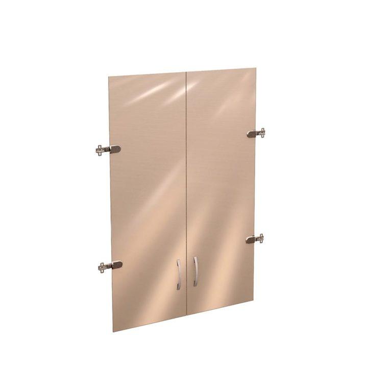 фото Стеклянные двери «Рубин 41.38»