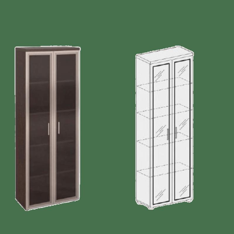 Купить Шкаф-витрина Цезарь в Красноярске
