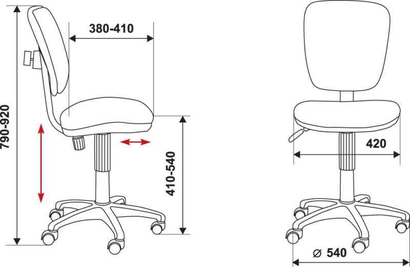 Купить детское кресло CH-204NX в Красноярске