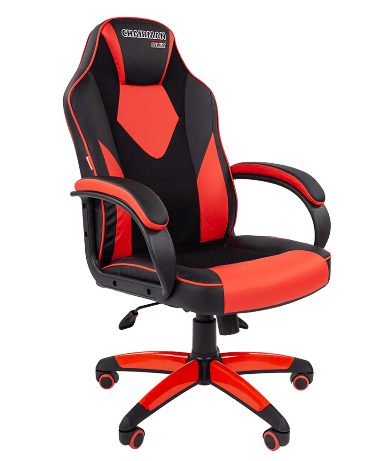Купить кресло игровое для геймера CHAIRMAN GAME 17 в Красноярске