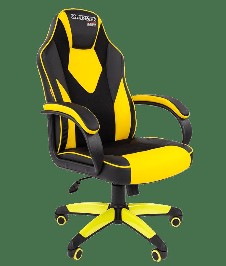 Купить игровое кресло для геймера CHAIRMAN GAME 17 в Красноярске