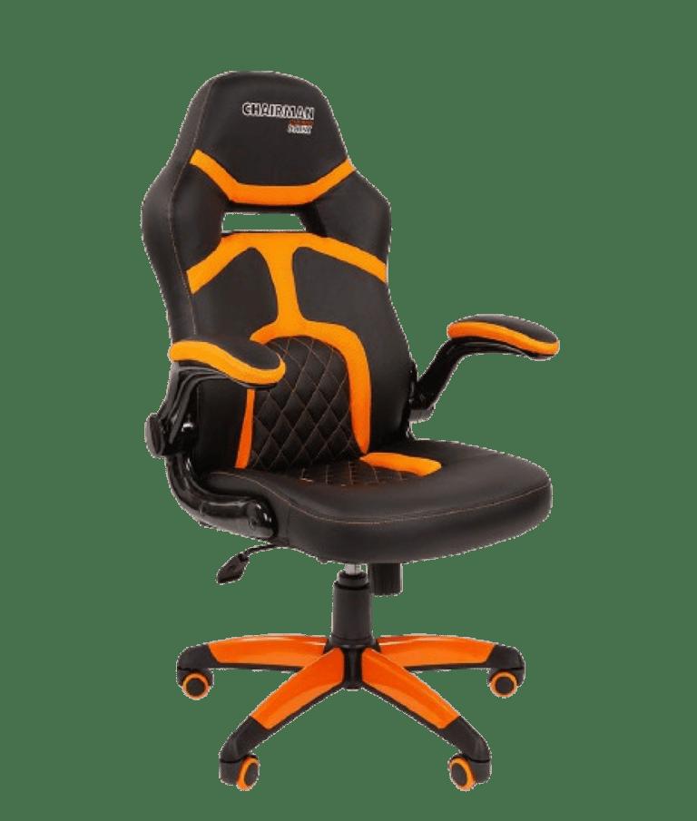 Купить кресло игровое для геймера CHAIRMAN GAME 18 в Красноярске