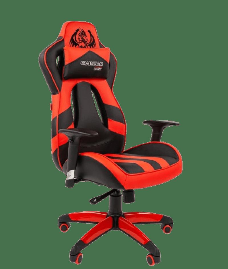 Купить кресло игровое для геймера CHAIRMAN GAME 25 в Красноярске